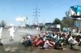 Semprot Disinfektan ke Rombongan Mudik Buruh Harian, Pemerintah India Dikecam