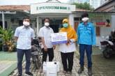 Peruri Salurkan Bantuan Penanggulangan Covid-19 di Karawang