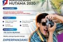 Pengumpulan Karya Anugerah Hutama 2020 Diperpanjang
