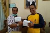 Wabup Kebumen Berikan Alat Rapid Tes, dan Donasikan Gajinya untuk Penanganan Corona