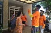 Ini yang Dilakukan Satgas Relawan Tanggap Covid-19 CCR terhadap Warganya