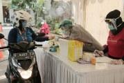FOTO Kemkominfo Adakan 'Rapid Test' Covid-19 Untuk Wartawan