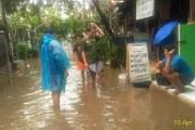 FOTO Perumahan BSP Bekasi Banjir Akibat Hujan Deras