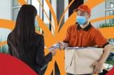 Waspada Corona, Pos Indonesia Sarankan Masyarakat Bermasker Saat Terima Paket