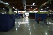 FOTO Blok M Mal Tutup Sementara