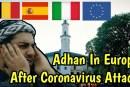 Dampak Covid-19, Adzan di Masjid-masjid Eropa Dibebaskan