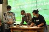 Kementerian Pertanian Gandeng Gojek Distribusikan Pangan Selama Pandemi Covid-19