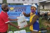 Brantas Abipraya Salurkan 4.000 Paket Sembako untuk Warga Terdampak Covid-19 di Jabodetabek
