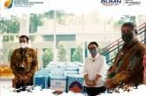 WIKA Serahkan Bantuan 1.000 Paket Sembako untuk Masyarakat Terdampak Covid-19