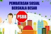 79.930 Warga Langgar PSBB di DKI Jakarta