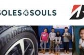 Bridgestone Indonesia dan Soles4Souls Asia Berkolaborasi Ubah Ban Bekas Jadi Sepatu