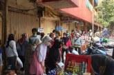 Imbas Pedagang Terjangkit Covid-19, Pasar Kedip Ditutup Dua Pekan