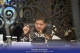 FOTO Airlangga Hartarto Pimpin Rakor Tentang Pangan