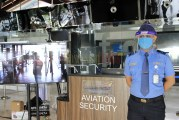 FOTO Jelang New Normal, Bandara Soekarno-Hatta Pasang Thermal Scanner