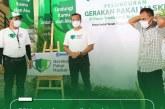 Lindungi Pedagang Pasar dari Covid-19, Bank BRI Salurkan Bantuan Masker Gratis
