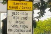 PSBB DKI Jakarta Berakhir, Polda Metro Jaya Bakal Berlakukan Kembali Ganjil Genap