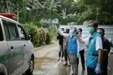 13 Pasien Covid-19 Sembuh, Wali Kota Tangsel Lepas Kepulangannya