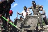 Warga Terisolir di Kebumen Bersyukur Sudah Dibuatkan Akses Jalan Desa