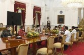 Jokowi: Negara Besar dan Negara Kecil Terkena Pandemi Covid-19