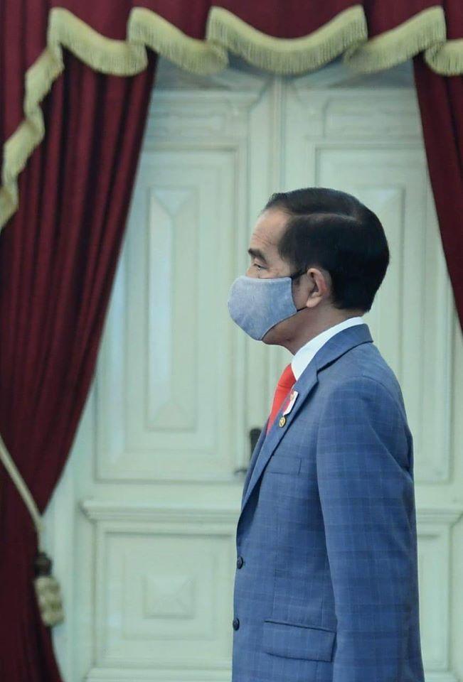 Ancaman Covid-19 Belum Berakhir, Jokowi Ingatkan Masyarakat Hindari Kerumunan