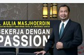 Kerja Keras dan 'Passion' Antarkan S. Aulia Masjhoerdin Raih Kesuksesan