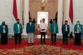 Di Hadapan Jokowi, Parmusi Desak Pemerintah Harus Tolak Rencana Pembahasan RUU HIP