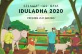 Jokowi Berharap Ujian Pandemi Covid-19 Segera Berlalu