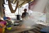 FOTO Hasil Jual Nelayan di Pademangan Merosot Tajam