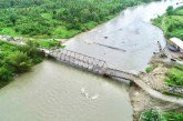 Kementerian PUPR Tangani Jembatan Rusak Akibat Banjir di Sulut dan Pulau Seram