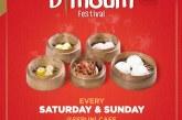 Promo 'All You Can Eat Dimsum Festival' di Ambhara Hotel Jakarta Dibuka Kembali