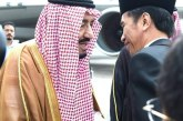 Jokowi Sampaikan Rasa Syukur Raja Salman Telah Pulih dari Sakit