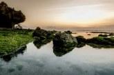 Pantai G-Land Banyuwangi Miliki Harmonisasi Warna yang Mempesona