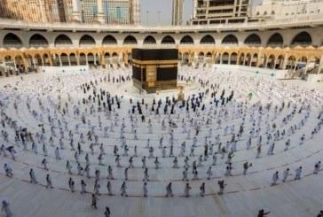 Merinding dan Menangis! Yang Terpilih Haji Hanya 0,3 % dari Seluruh Dunia