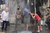 Suhu di Irak 51 Derajat Celcius, Warga Kepanasan
