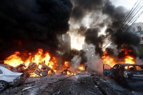 Ledakan Beirut, 300.000 Orang Kehilangan Rumah