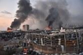 Ledakan Beirut: Kerugian Rp216 Triliun, Lebih 135 Meninggal