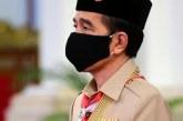 Jokowi Tegaskan Pramuka Indonesia Tak Gentar Hadapi Rintangan