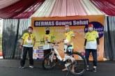 Kemenpora Kampanyekan Germas Melalui Gowes Sehat di Kebumen