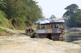 FOTO Perahu Eretan Masih Diminati Warga Tangerang