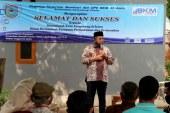 Benyamin Davnie Resmikan Rumah Layak Huni di Lima Kelurahan Tangsel