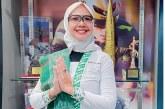 Julita M Saragih Ingin Bangun Masjid