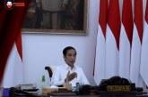 Jokowi: Program Padat Karya Tunai di Pedesaan Harus Dikawal dengan Tetap Mengikuti Protokol Kesehatan