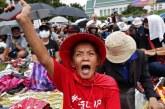 Demonstrasi Besar di Bangkok Tuntut Perdana Menteri Mundur!!