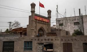 China Telah Hancurkan Ribuan Masjid di Xinjiang?
