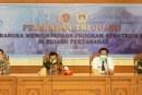 47 Kades di Kabupaten Gresik Siap Dukung Program Trijuang