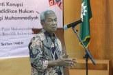Kutip Hadits Nabi, Busyro Muqqodas Kritik Maraknya Politik Dinasti