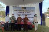 Kementan Salurkan Bantuan 15 Traktor ke Gapoktan di Kebumen