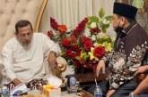 Ridwan Hisjam Laporkan Kisruh PGN dan Rekind ke Habib Luthfi