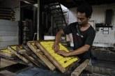 FOTO Pabrik Tahu di Tangerang Tetap Bertahan di Masa Pandemi Covid-19