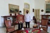 Presiden Jokowi Undang Ketum Parmusi, Pemerintah Dukung Gerakan Dakwah Desa Madani